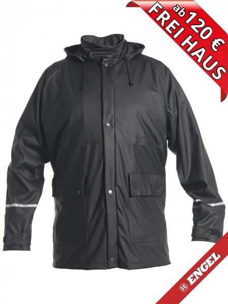 Regenjacke Jacke wasserdicht mit Reflexstreifen FE Engel 1913-202