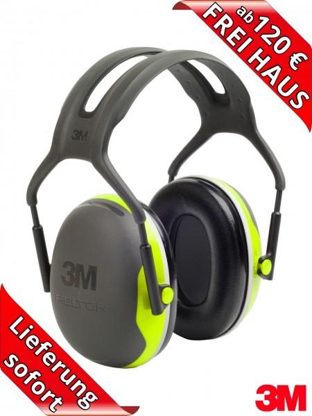 Gehörschützer 3M PELTOR Kapselgehörschutz X4A - SNR 33 dB(A)