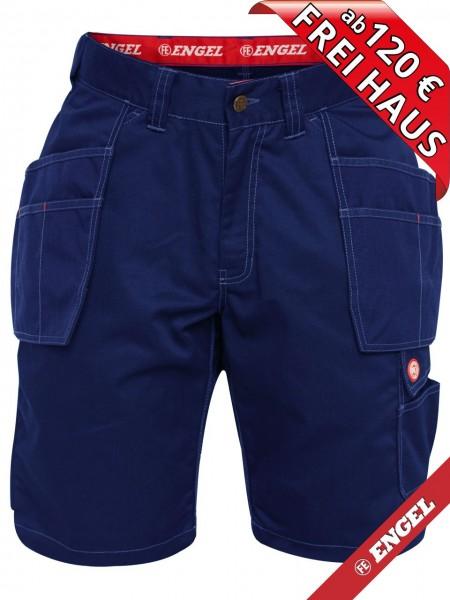 Shorts kurze Arbeitshose Holstertasche COMBAT FE-ENGEL 6761-630 marine blau