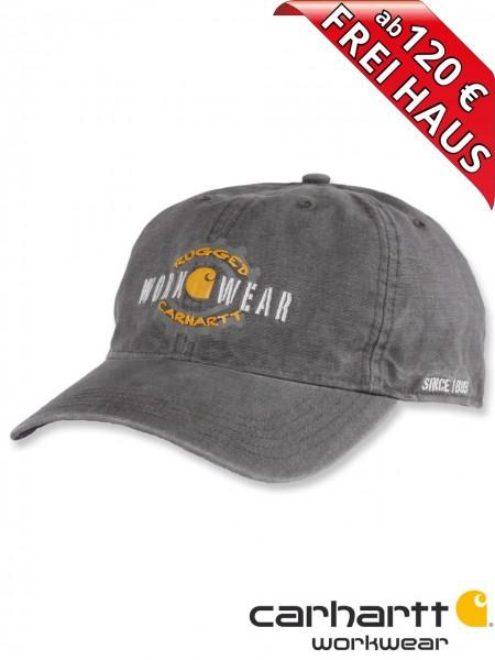 Carhartt Crestwood Cap Mütze Schirmmütze 101598 Grau