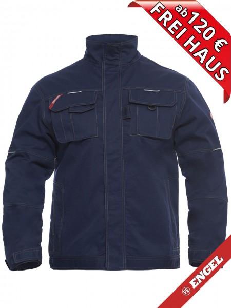 Arbeitsjacke Bundjacke Baumwolle Jacke COMBAT 1760-570 FE ENGEL marine blau