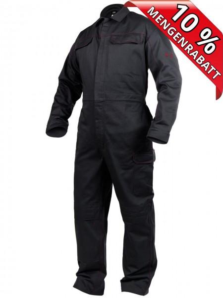 Brandverzögernder Overall TORONTO DASSY 100370 schwarz