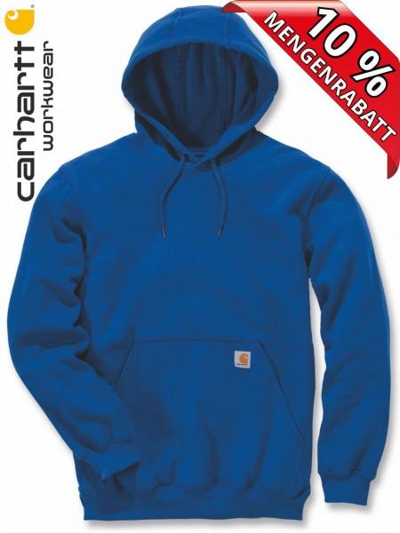 Carhartt Kapuzenpulli Hooded Sweat Shirt Hoody K121 royalblau