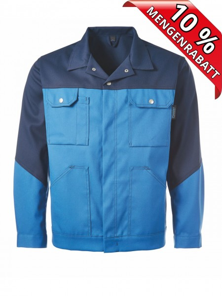 Bundjacke Arbeitsjacke Top Comfort Stretch Pionier 2411 royal/marine