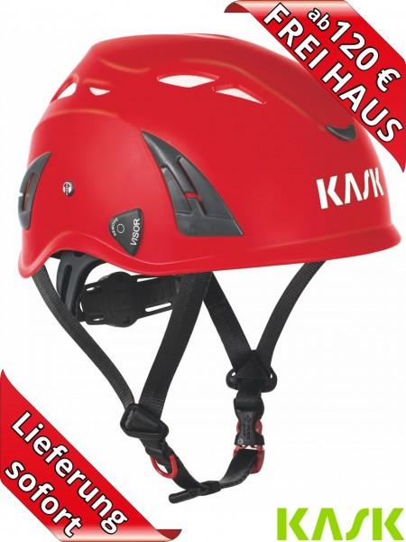 KASK Industrie Helm PLASMA AQ Schutzhelm Bauhelm Work EN397 rot