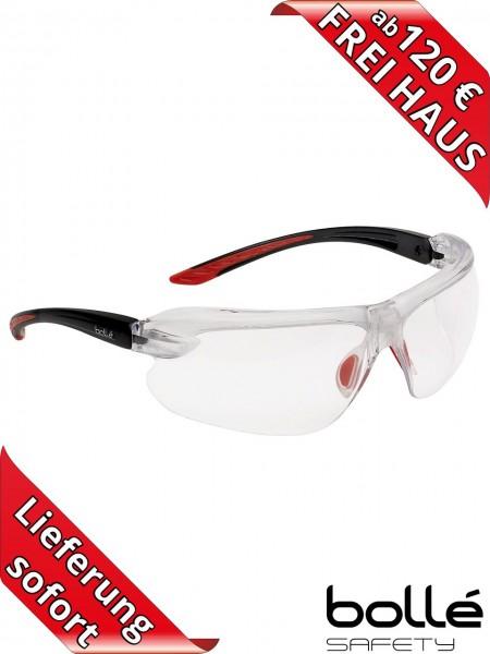 Bollé Safety Schutzbrille IRI-s IRIPSI Klar PLATINUM Beschichtung B-Flex