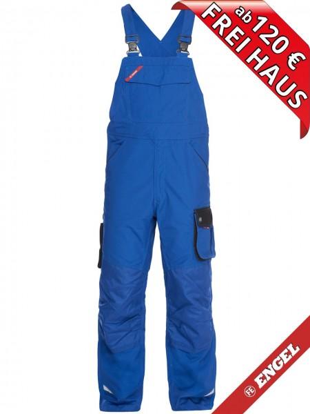 Latzhose zweifarbige Hose GALAXY 3810-254 FE ENGEL royalblau schwarz