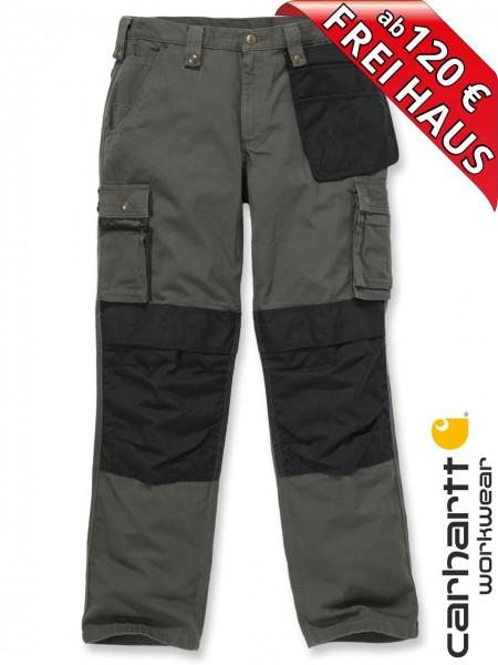 Carhartt Multi Pocket Ripstop Arbeitshose Handwerkerhose 100233 grün