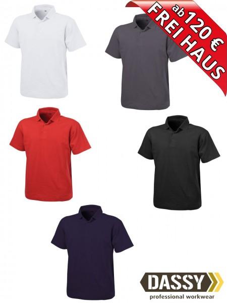 DASSY® Leon Herren Polo Shirt workwear Baumwolle 710003