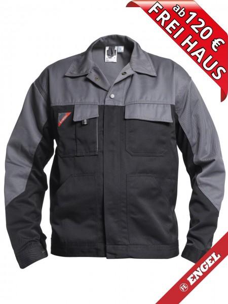 Bundjacke Arbeitsjacke Enterprise zweifarbig FE ENGEL 1600-780 schwarz
