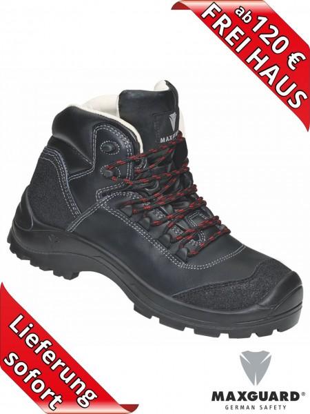 Maxguard C420 S3 ESD Stiefel hohe Sicherheitsschuhe CONAN Baustiefel